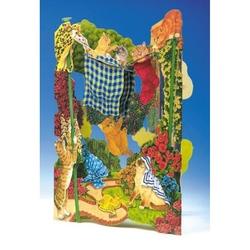 Felicitare 3D Motani pe franghie-Swing Cards