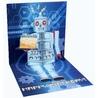 Felicitare 3D - Robot