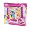 Puzzle 100 piese si Ceas Disney Princess