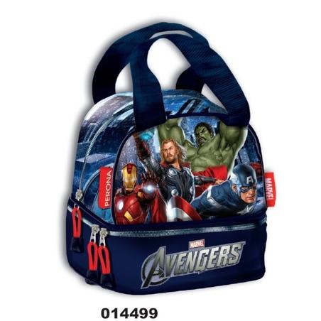 Geanta de pranz pentru gradinita colectia Avengers