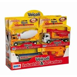 Jucarie pentru copii camion industrial