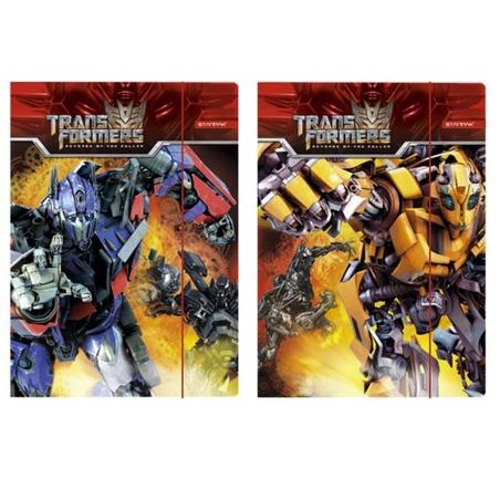 Mapa A4 cu elastic Transformers