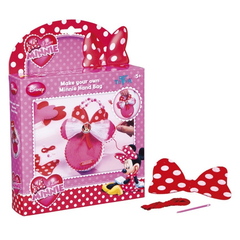 Totum - Set creativ decorativ Minnie Mouse