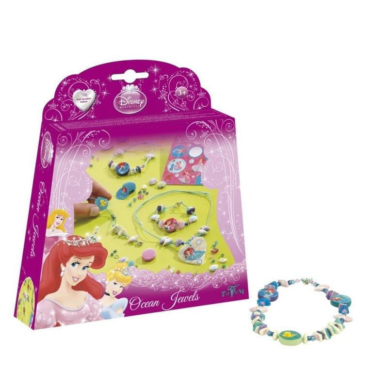 Totum-Creaza-ti propriile bijuterii pentru plaja Princess Disney