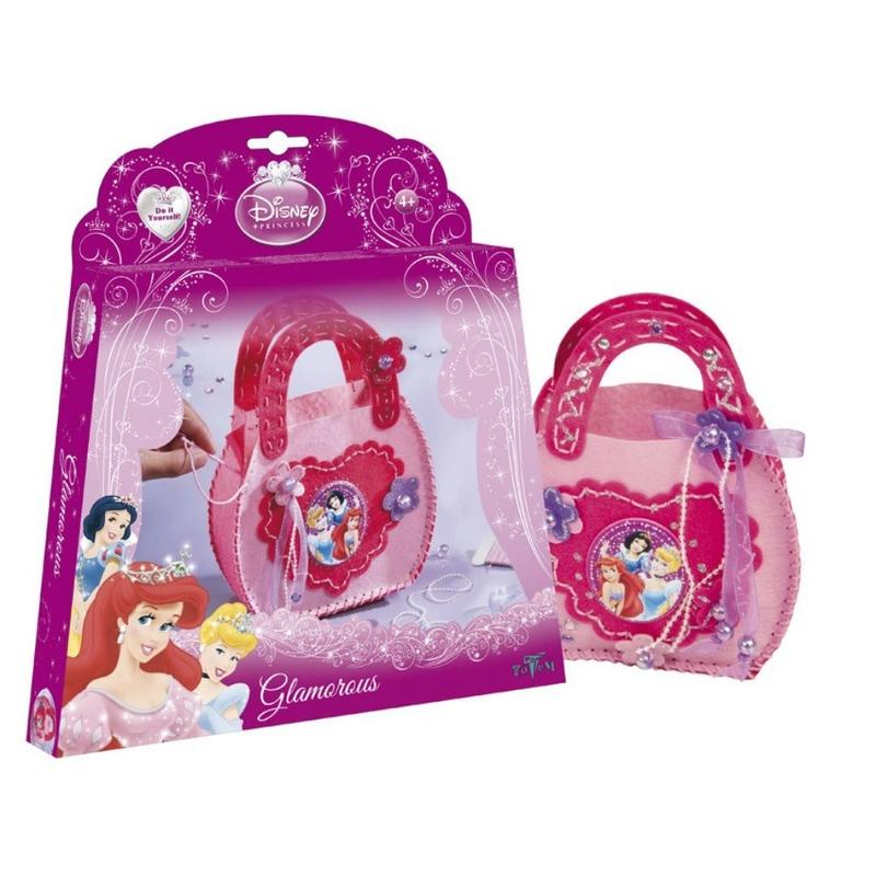 Totum-Creaza-ti propria geanta de mana-Princess Disney