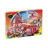 Set de construit-Cazarma pompierilor-1065 piese