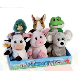 Jucarie din plus Animal ferma 18 cm