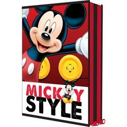 Penar dublu echipat Mickey