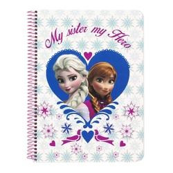 Caiet Anna si Elsa A5