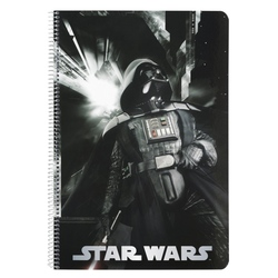 Caiet A4 Vader Star Wars