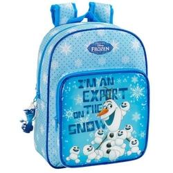 Rucsac junior OLAF bleu 34x26x11 cm