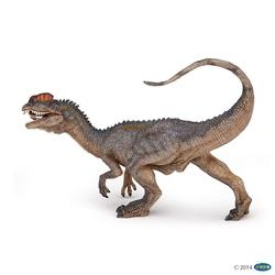 Dilophosaurus Dinozaur - Figurina Papo