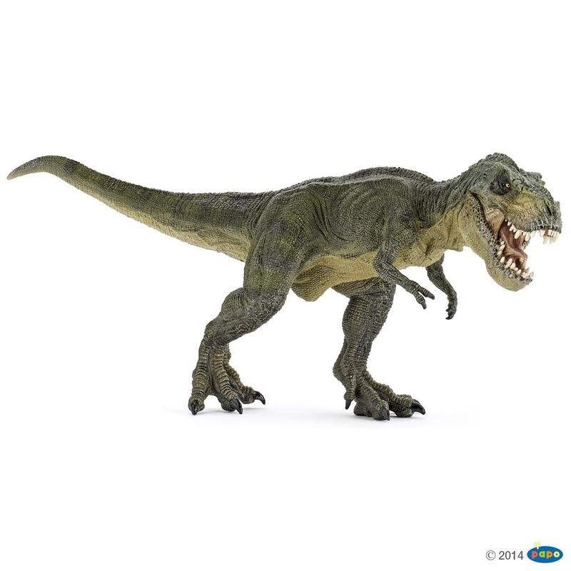 Figurina Papo-Dinozaur Tyrannosaurus Rex 31.1x9.6x12.5 cm