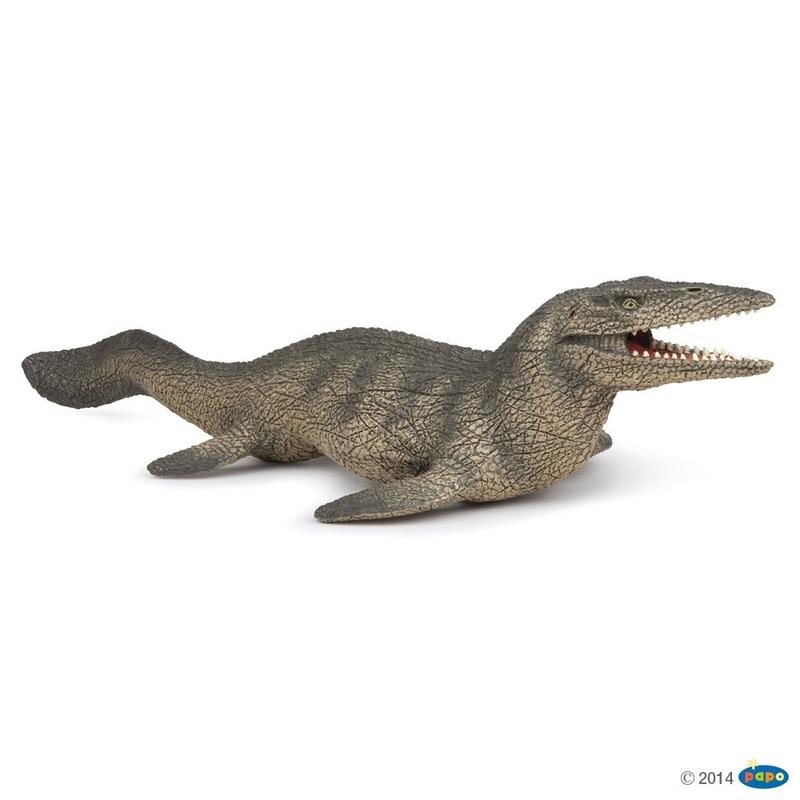 Figurina Papo-Dinozaur Tylosaurus 23x9x5.1 cm