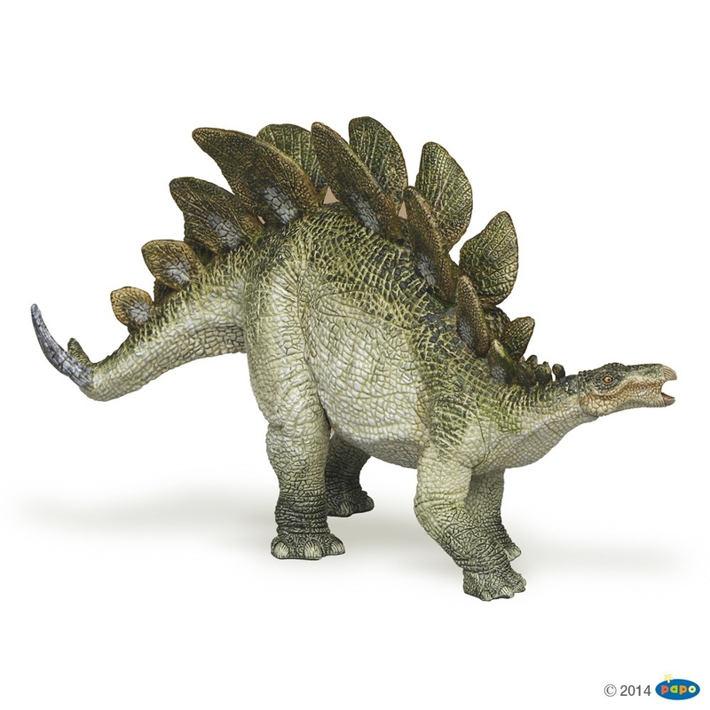 Stegosaurus Dinozaur - Figurina Papo