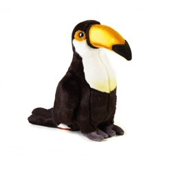 Jucarie din plus National Geographic Tucan 25 cm
