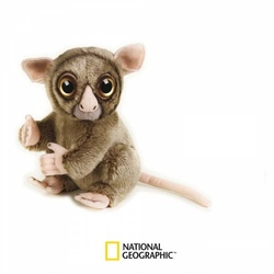Jucarie din plus National Geographic Maimuta Tarsier 26 cm