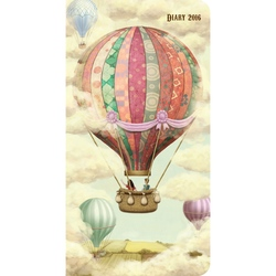 Jurnal Hot Air Balloons