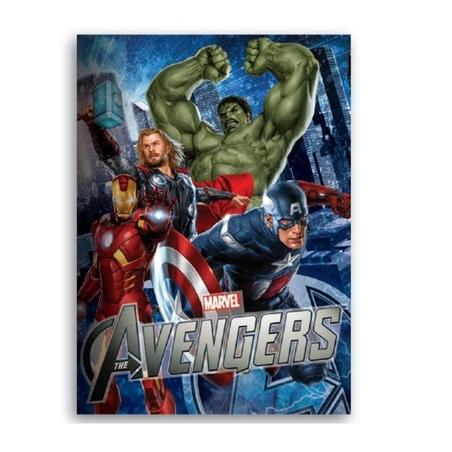 Caiet A5 (32file) colectia Avengers