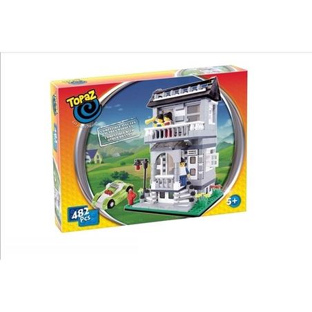 Set de construit-Vila-482 piese