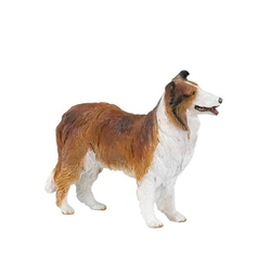 Catel rasa Collie - Figurina Papo
