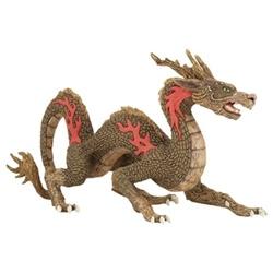 Figurina Papo - Dragonul soarelui rasare