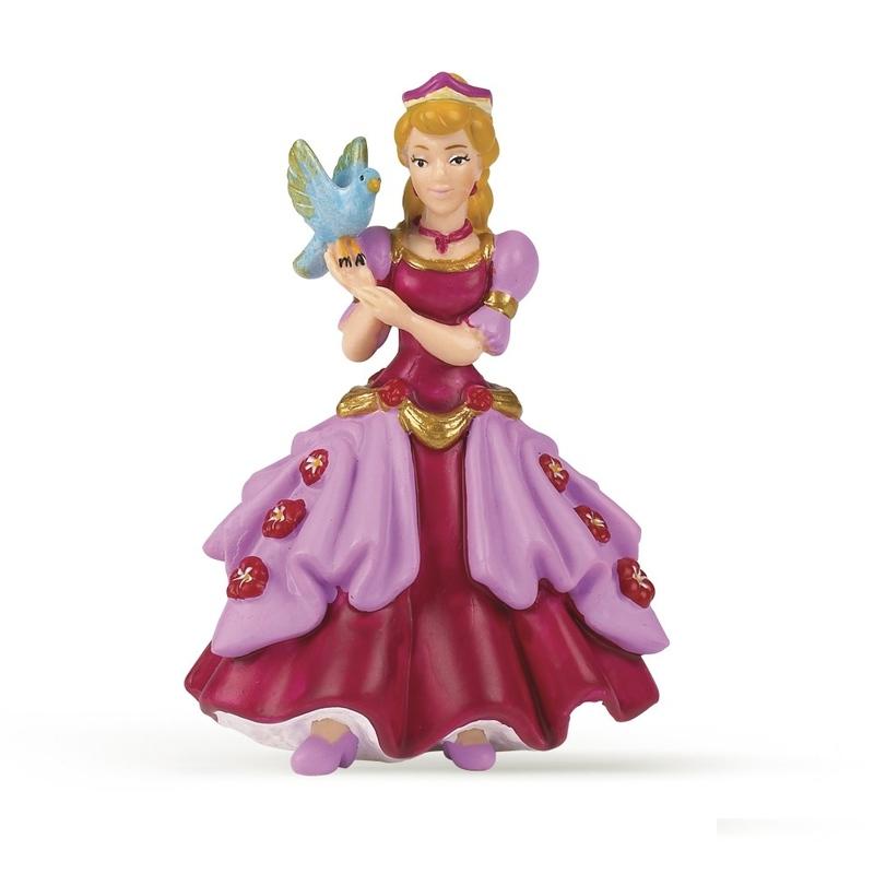 Figurina Papo - Printesa roz