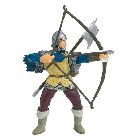 Figurina Papo-Arcas albastru