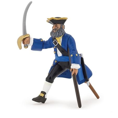 Figurina Papo-Capitan cu picior de lemn