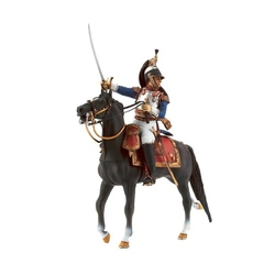 Ofiter de cavalerie - Figurina Papo