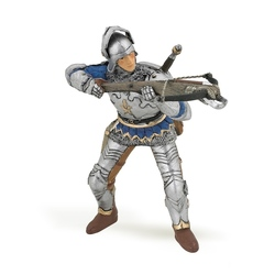 Figurina Papo Arcas armura gri