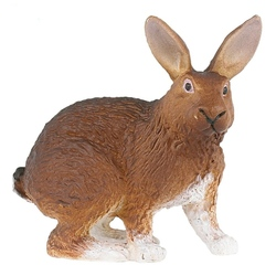 Iepure maro - Figurina Papo