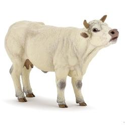 Vaca Charolais - Figurina Papo