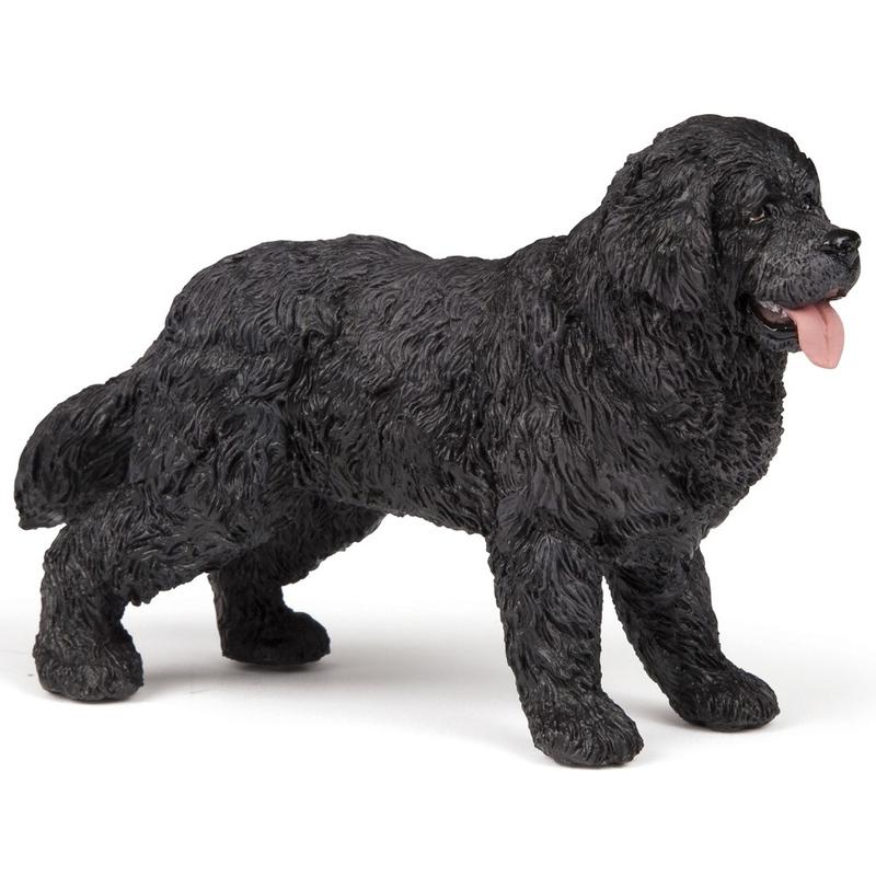 Figurina Papo- Caine rasa Newfoundland terrier
