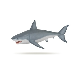 Rechin alb - Figurina Papo