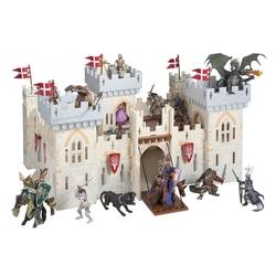 Castel Papo din lemn-Castelul cavalerilor