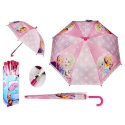 Umbrela automata din panza 48 cm Frozen