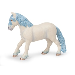 Figurina Papo -  Ponei albastru