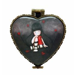 Gorjuss Inima mica ceramica-The Collector
