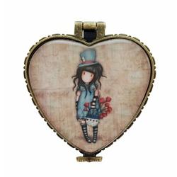 Gorjuss Inima mica ceramica-The Hatter