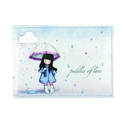 Suport carduri Gorjuss - Puddles of Love