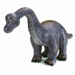 Jucarie din plus National Geographic Argentinosaurus mare 80x40 cm