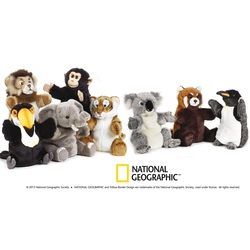 Jucarie din plus National Geographic Marioneta 26-28 cm