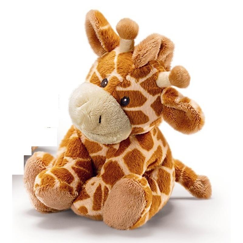 Jucarie din plus Girafa 26 cm.