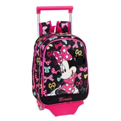 Ghiozdan troler jr MINNIE MOUSE 27x34x10