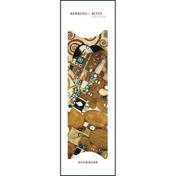 Semn de carte The Embrace (detail), Gustav Klimt