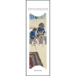 Semn de carte Children, Edouard Vuillard, Hermitage