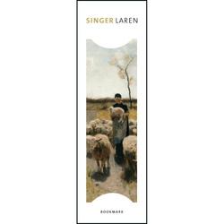 Semn de carte Het pasgeboren lam, Anton  Mauve, Singer, Laren