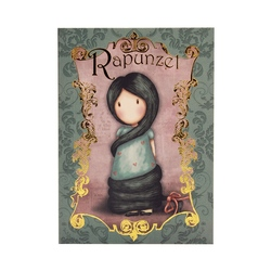 Gorjuss Chronicles  Carnetel - Rapunzel