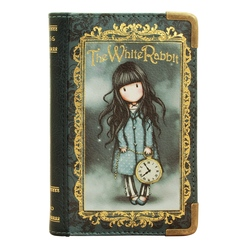 Gorjuss Chronicles Portofel - White Rabbit